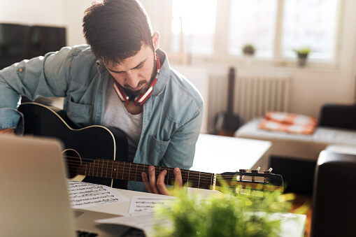 New Year Resolutions For Musicians