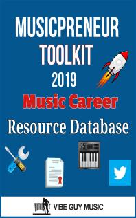 Musician Ignition Bonus - Musicpreneur Toolkit 2019